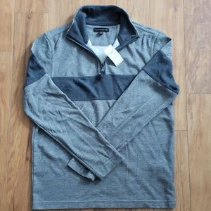 Banana Republic 1/4 Zip Sweatshirt
